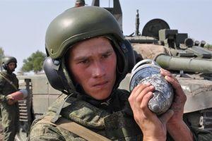 Tổng thống Putin tiết lộ lượng xe tăng Nga nhận năm 2018