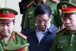 Đề nghị 7 - 7,5 năm tù đối với cựu tướng Phan Văn Vĩnh