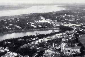 Ảnh để đời về Hà Nội xưa chụp từ máy bay (Phần 1)
