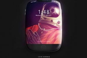 Tròn xoe mắt với ý tưởng thiết kế iPhone XL khó tưởng tượng