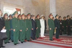 Giao lưu hữu nghị Quốc phòng biên giới Việt - Trung thành công tốt đẹp