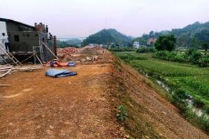 Nhiều sai sót tại dự án bố trí dân cư khẩn cấp Nà Tu