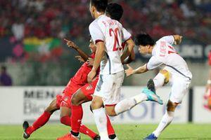 Myanmar - Việt Nam 0-0: Hòa cũng được!