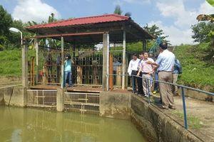 Nắn dòng Vu Gia để đủ nước cho Đà Nẵng