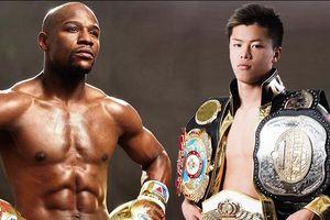 Floyd Mayweather nhận lời thi đấu với võ sĩ Nhật T.Nasukawa