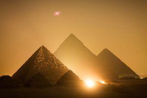Tiết lộ bí mật xây dựng kim tự tháp của người Ai Cập
