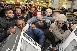 Những con số 'khủng' nhất trong lịch sử Black Friday