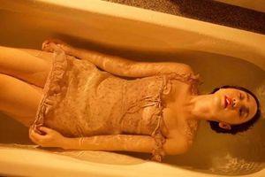 Bộ ảnh ướt át của hot girl Quỳnh Kool khiến CĐM đứng ngồi không yên