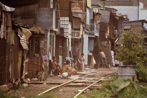 Ảnh chất lừ về đời thường Sài Gòn năm 1972 của Patrice Habans