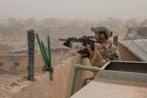 Đặc nhiệm Mỹ trở mặt diệt phiến quân IS tại Deir Ezzor?
