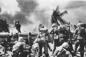 Chiến trường Tarawa: TQLC Mỹ lần đầu giáp mặt quân Nhật