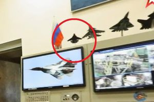 Rò rỉ hình ảnh chiến đấu cơ thế hệ tiếp theo của Su-57?