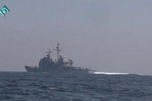 Iran 'khoe' có tàu khu trục và tàu ngầm mới
