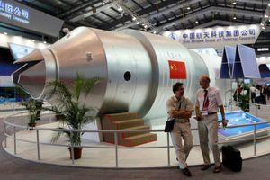Trạm vũ trụ 'Thiên cung' của Trung Quốc sẽ thay thế ISS?