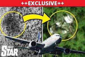 Tiếp tục xuất hiện bằng chứng mới khẳng định MH370 rơi tại Campuchia