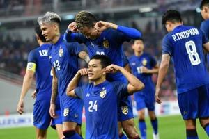 Bảng xếp hạng AFF Cup 2018: Myanmar, Thái Lan số 1