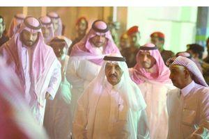 Thái tử Ả Rập Xê Út và nguy cơ phế truất