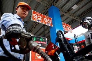 Giá xăng có thể giảm mạnh từ 15 giờ chiều nay