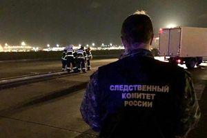 Hành khách bị máy bay tông tử vong trên đường băng