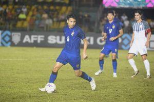 Cầm hòa Philippines tại Bacolod, Thái Lan giành quyền tự quyết bảng B AFF Cup 2018