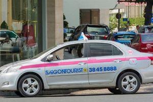 Tụt hậu, Taxi Saigontourist bỏ cuộc đua?