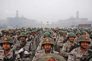 Ấn Độ - Mỹ tập trận chống khủng bố quy mô lớn