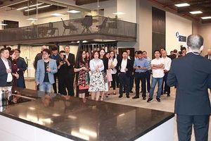 Tập đoàn nội thất lớn nhất thế giới mở Showroom tại Việt Nam