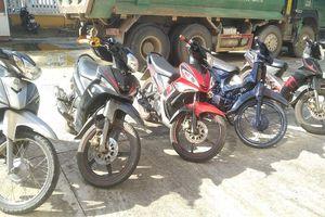 Bắt cặp đôi chuyên trộm xe máy ở Quảng Nam