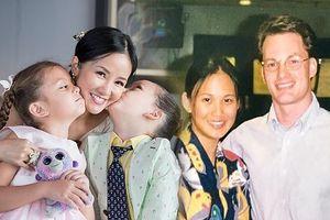 Chồng cũ diva Hồng Nhung nói về tin đồn anh ngoại tình khi chưa ly hôn