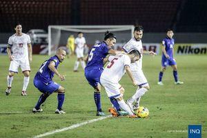 Kết quả AFF Cup 2018: Philippines cầm chân Thái Lan