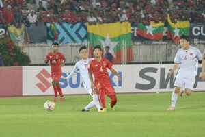 Cầm hòa Việt Nam, Myanmar tự tin là ứng cử viên vô địch AFF Cup!