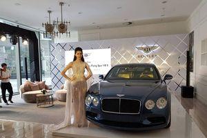 Bentley ra mắt xe siêu sang Flying Spur V8 S tại Việt Nam
