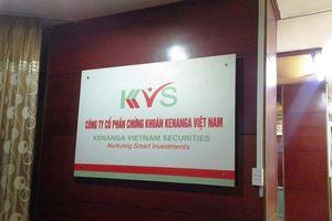 Ủy ban chứng khoán Nhà nước đã trả lời công văn của Tòa Hà Nội
