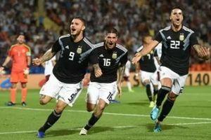 'Song sát' Icardi - Dybala giúp Argentina bắn hạ Mexico