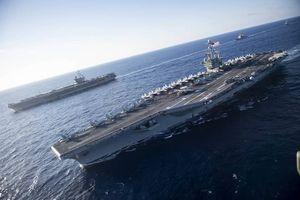 Ẩn ý của Trung Quốc khi cho phép tàu sân bay Mỹ cập cảng Hong Kong là gì?