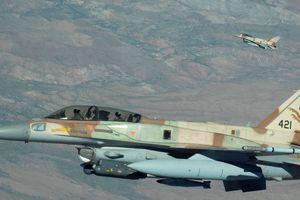 Không quân Israel lại bất ngờ không kích phía tây Damascus, Syria?