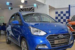 Hyundai bổ sung thêm loạt thiết bị mới cho Grand i10 giá từ 184 triệu đồng