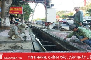 Một số hộ dân vô cớ cản trở nâng cấp QL 1A đoạn qua TP Hà Tĩnh!