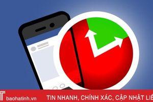Facebook bổ sung công cụ đo thời gian sử dụng mạng xã hội