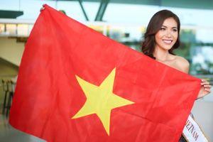 Missosology phỏng vấn Minh Tú vì quá nổi tiếng trên cộng đồng fan quốc tế