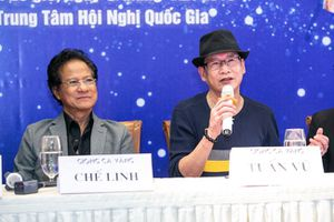 Tuấn Vũ gọi danh ca Chế Linh là 'thầy' trong âm nhạc của mình