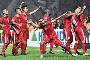 Indonesia bị loại, Việt Nam không biết gặp ai ở bán kết AFF Cup