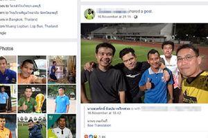 Phẫn nộ vì bàn thắng của Văn Toàn không được công nhận, cổ động viên tấn công trang cá nhân của trọng tài người Thái