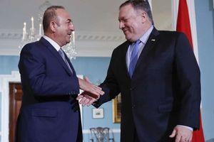 Mỹ và Thổ Nhĩ Kỳ bắt đầu khôi phục quan hệ song phương
