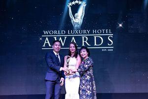 Emeralda Resort được vinh danh tại World Luxury Hotel Awards