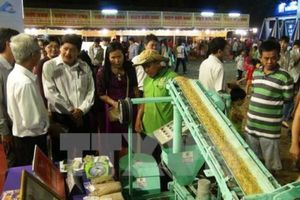 Vietnam Growtech 2018 thu hút 150 doanh nghiệp trong và ngoài nước