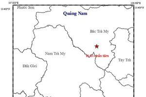 Lý giải hiện tượng động đất liên tiếp xảy ra tại Bắc Trà My