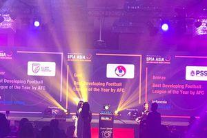 V.League nhận giải thưởng Giải đấu phát triển tốt nhất châu Á 2018