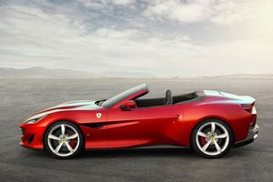 Ferrari sắp trình làng 812 mui trần siêu hiếm
