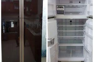 Hà Tĩnh: Khách hàng bức xúc 'tố' tủ lạnh Hitachi kém chất lượng!